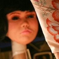 Handmade Kimono Doll