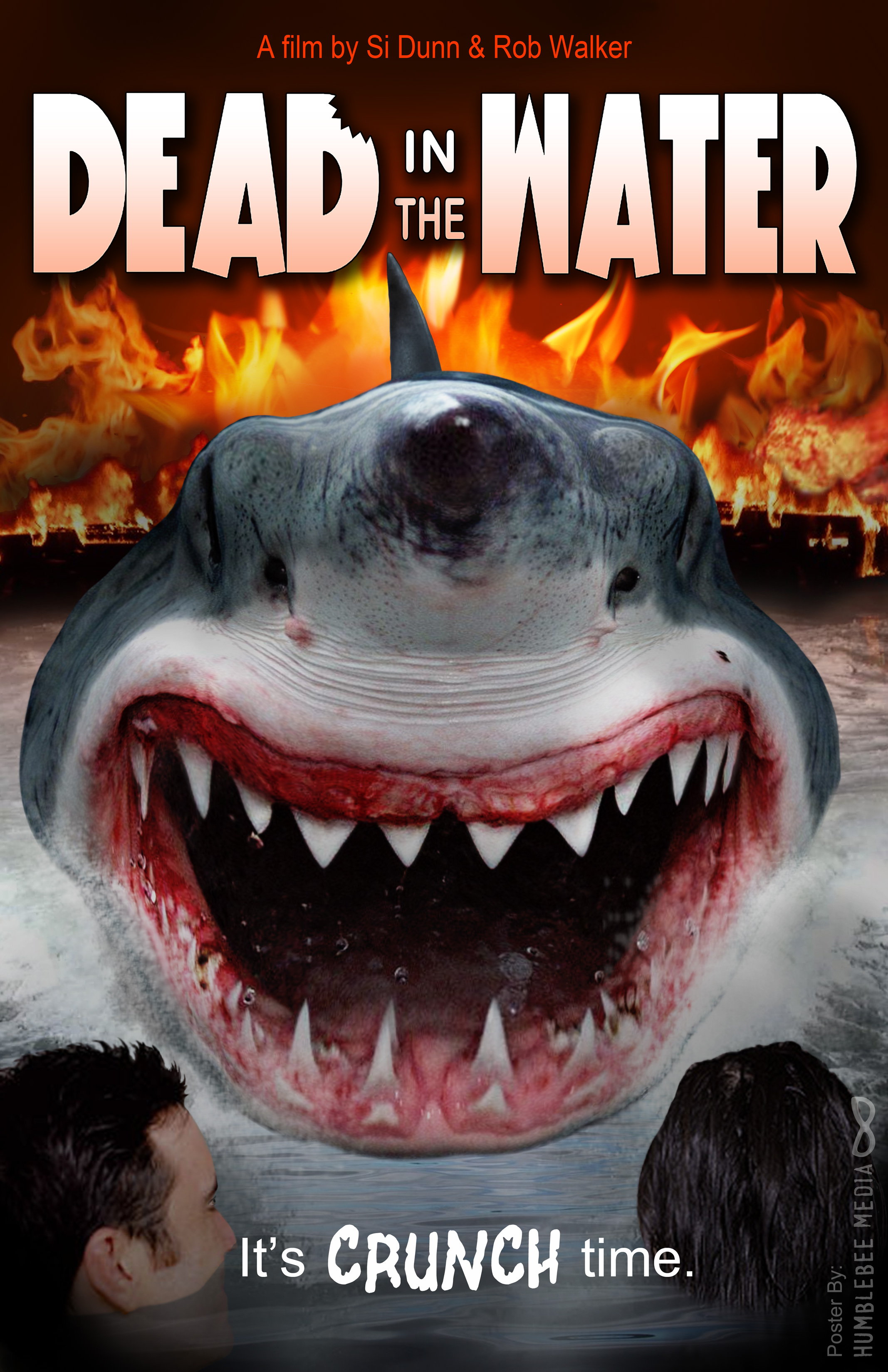 Dead in the Water Movie Poster Design