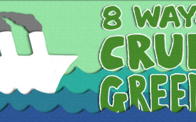 8 Ways to Cruise Greener