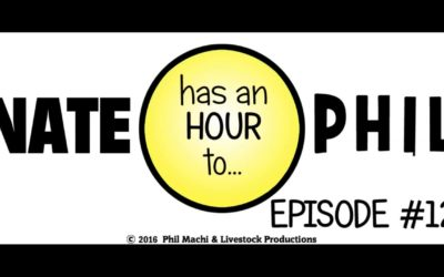 Podcast Alert! An Hour with Nate and Phil