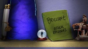 "Shades of Strange ""Brilliant"" Television Series Pilot"