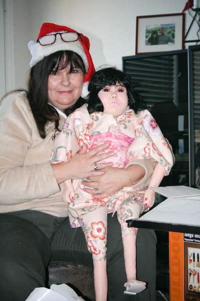 Japanese Girl Doll